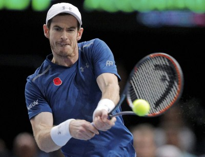 Andy Murray says fully fit for Dubai ATP- The New Indian Express