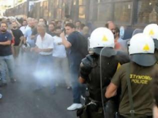 Φωτογραφία για Ένταση το πρωί στη Χαλυβουργία Ελλάδος