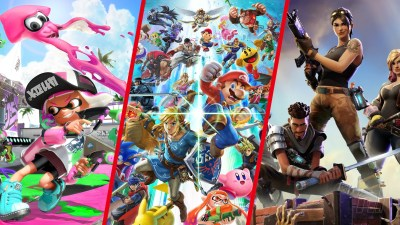 The Best Online Multiplayer Games On Nintendo Switch ...
