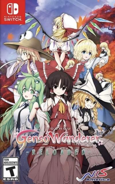 Touhou Genso Wanderer Reloaded (Nintendo Switch) Reviews