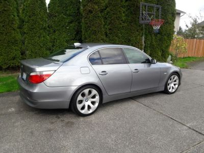 2004 BMW 525i **CLEAN TITLE** for Sale in Everett, WA - OfferUp