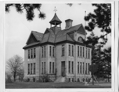 High School, Lucan, Ontario: Ivey Family London Room Digital Collections