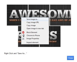 Google+ Banner Maker Step 3