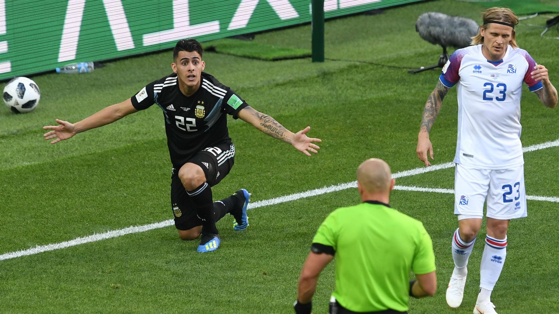 Resultado de imagen para argentina islandia pavon