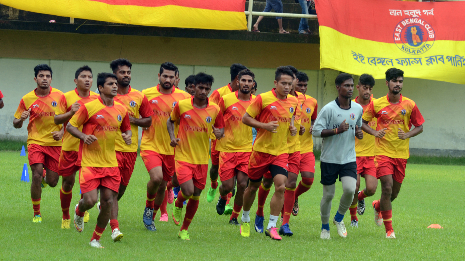 I-League 2016-17 Team Profile: East Bengal FC - Red and Gold's last chance to win the title ...