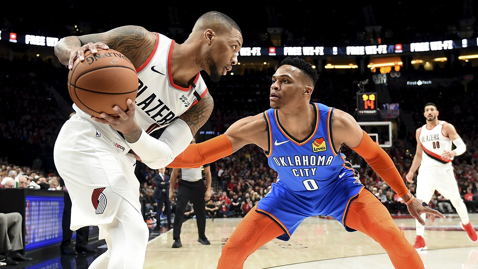 NBA Playoffs 2019: Four takeaways from the Portland Trail Blazers' Game 1 win over the Oklahoma ...