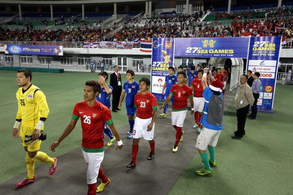 PIALA AFF: Memori Final Indonesia - Thailand Di SEA Games 2013   Goal.com