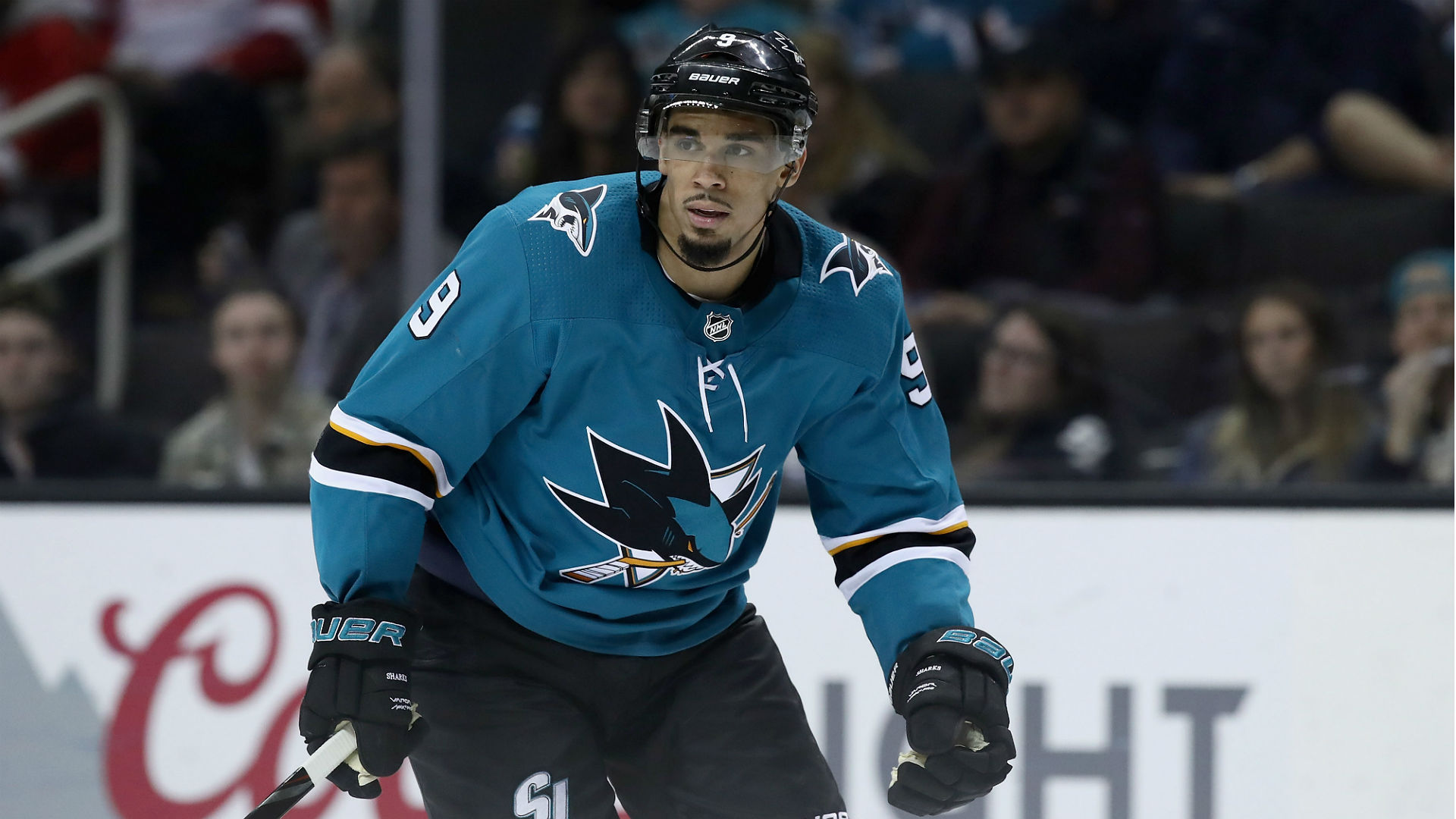 Evander Kane agrees to contract extension with Sharks | NHL | Sporting News