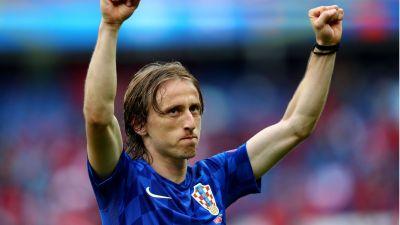 Luka Modric 'ridiculous' says bloodied Vedran Corluka | Goal.com