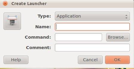launcher ubuntu