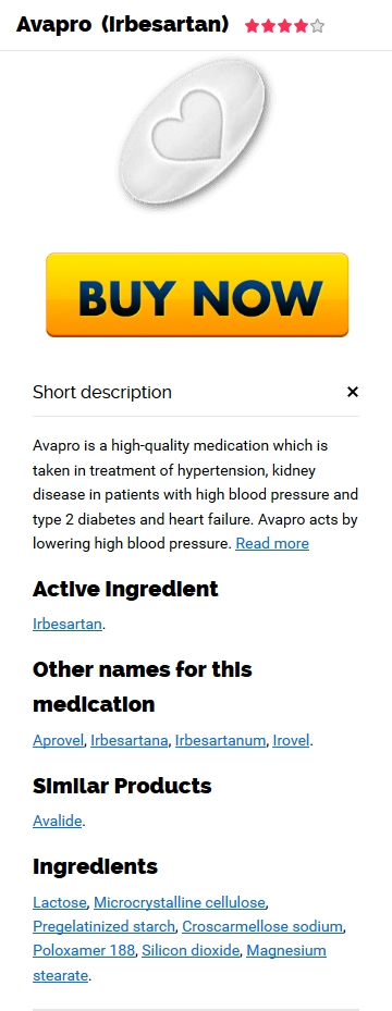 cheap Avapro 300 mg Buy
