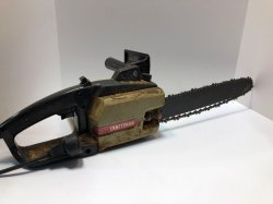 Small Of Craftsman Electric Chainsaw