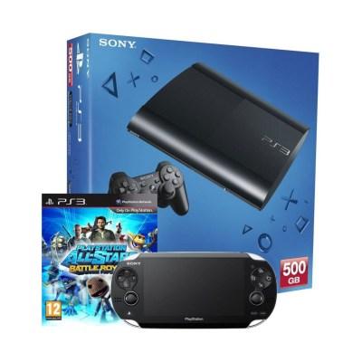 Amazon Bundling PlayStation 3 with Vita for £499.99 in UK - Push Square