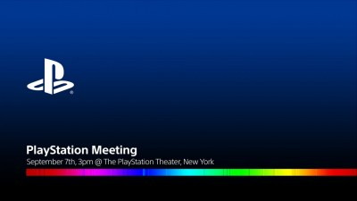 Sony Confirms Official Stream for PlayStation Meeting 2016 - Push Square