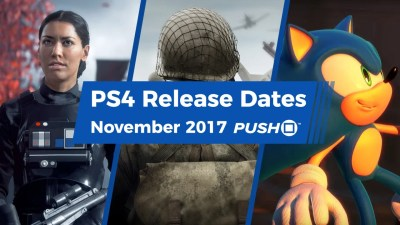 New PS4 Games in November 2017 - Guide - Push Square