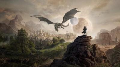 Elder Scrolls Online on Flipboard | Gaming, Film (UK), The Elder Scrolls