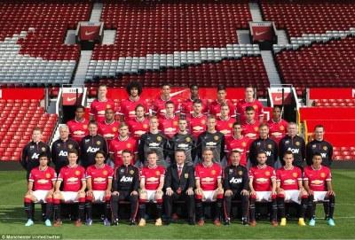 Manchester United FC – 2014/15 Manchester United FC Squad   Genius