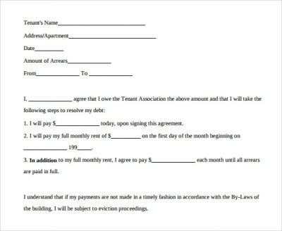 Sample Payment Agreement - 22+ Documents In PDF, Google Docs, Apple Pages