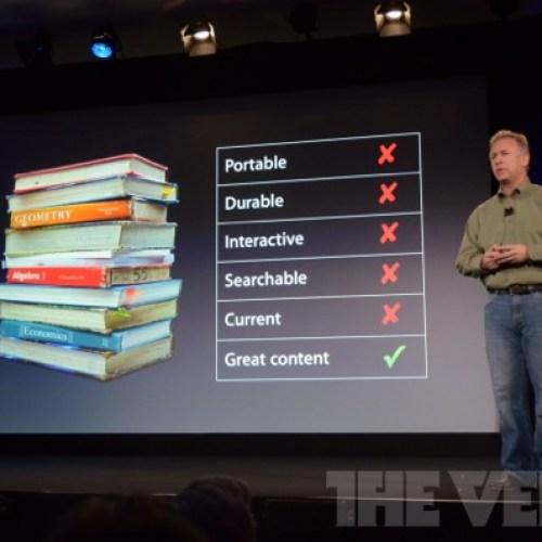 Liveblog: Apple's Education event inNYC