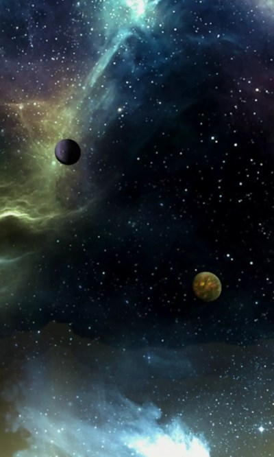 3D Galaxy Live Wallpaper for Android - Download
