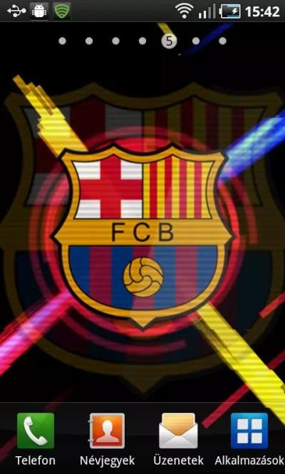 Barcelona Live Wallpaper para Android - Descargar