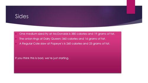 Medium Of Dairy Queen Calories