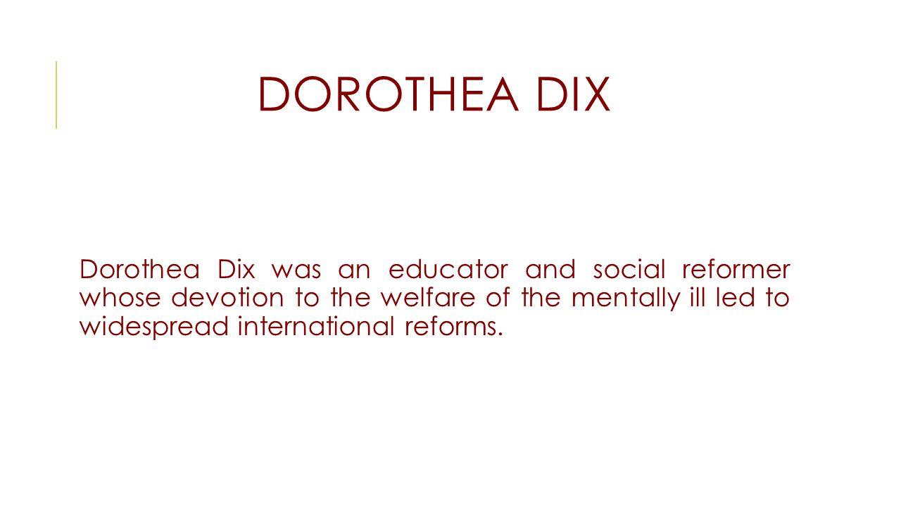 Fullsize Of Dorothea Dix Quotes