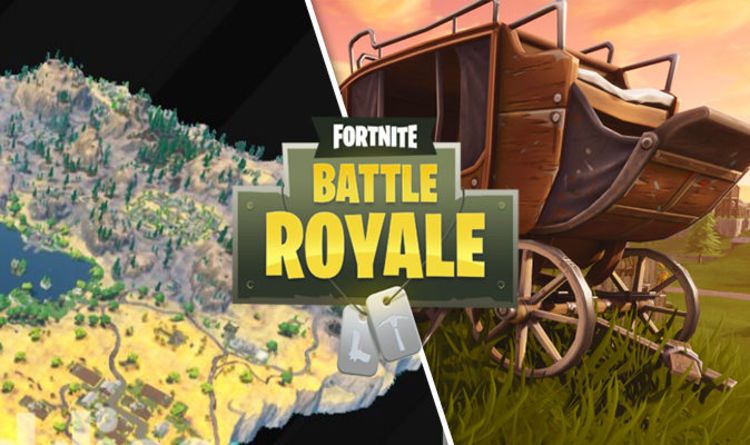 Fortnite season 5 map LEAKED   New Egyptian desert map gameplay     Fortnite season 5 map LEAKED   New Egyptian desert map gameplay REVEALED    Gaming   Entertainment   Express co uk