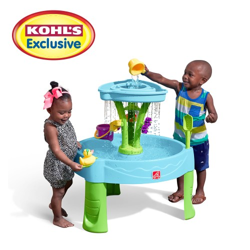 Medium Of Water Table For Kids