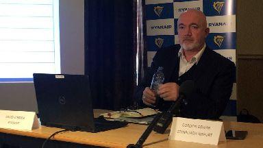Budget airline Ryanair scraps 20 Glasgow Airport routes