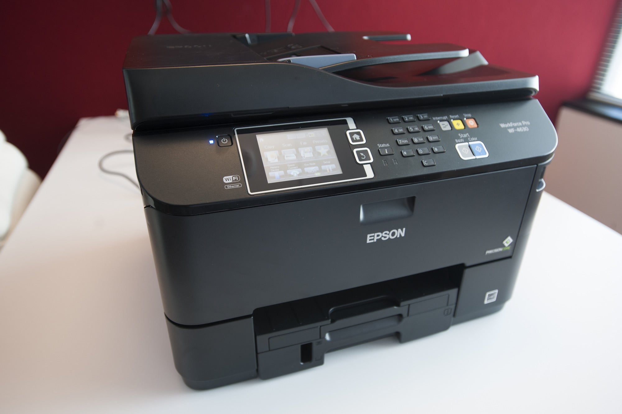 Fullsize Of Epson Workforce 1100