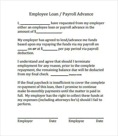 Simple Loan Agreement - 10+ Free PDF, Word Documents Download | Free & Premium Templates
