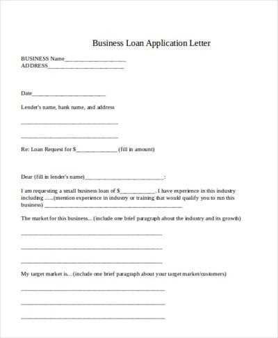 36+ Application Letter Samples   Free & Premium Templates