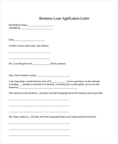 43+ Formal Application Letter Template   Free & Premium Templates