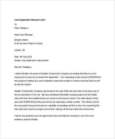 27+ Free Application Letter Templates | Free & Premium Templates