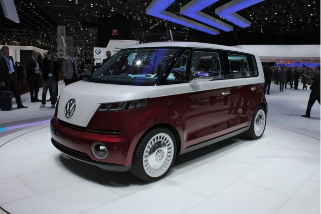 Electric Transportation - Electric Vehicles - EVs - VW Bus