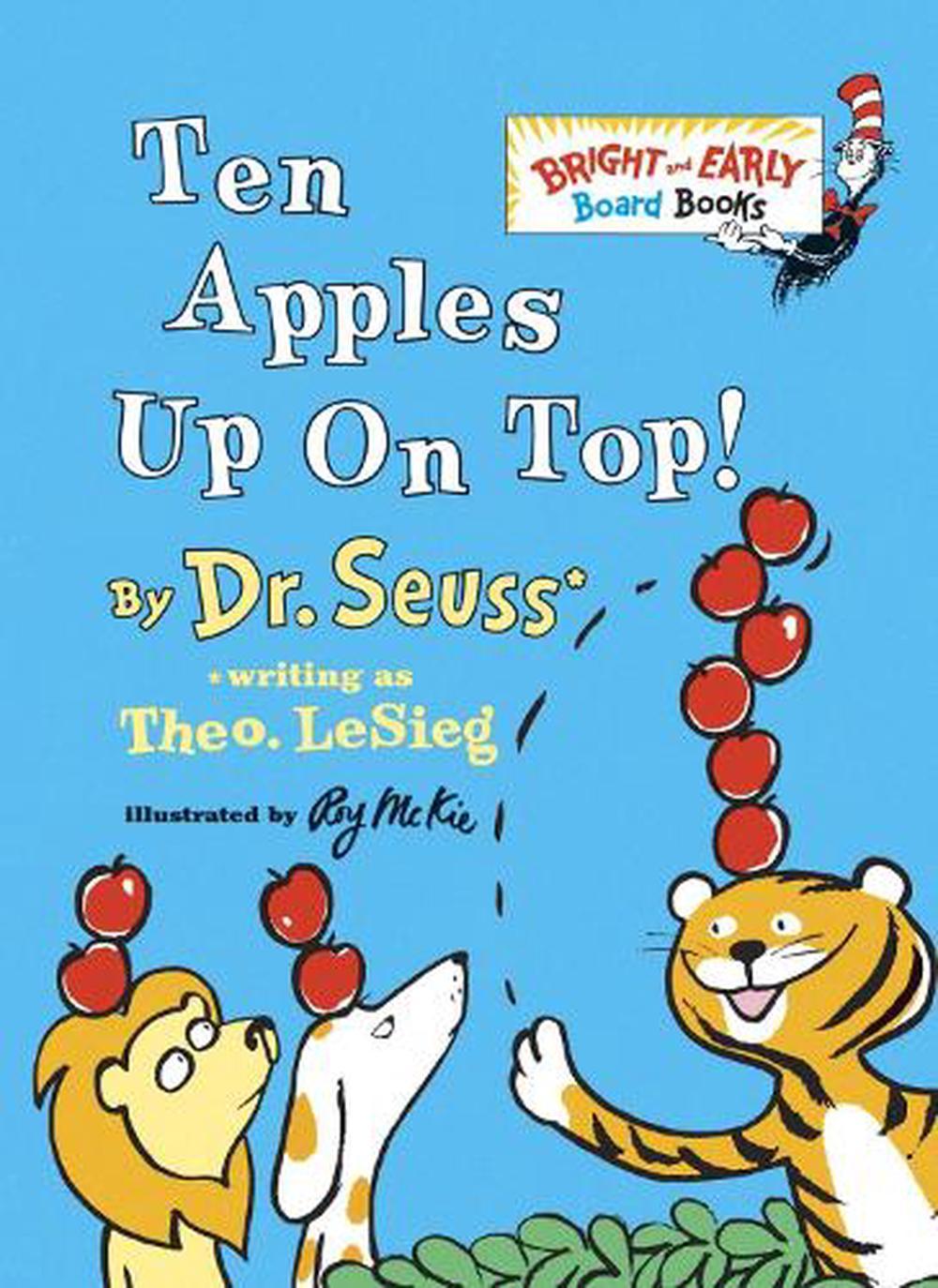 Fullsize Of Dr Seusss Beginner Book Collection