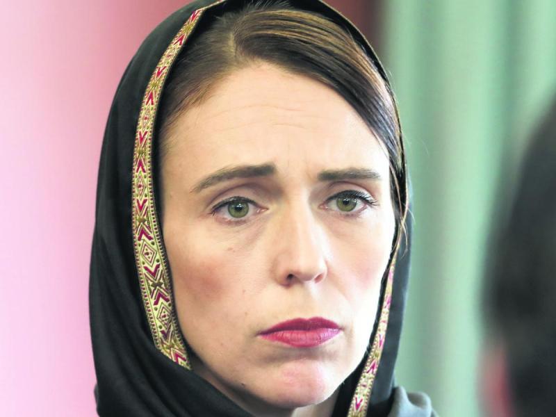 Image result for New Zealand Prime Minister Jacinda Ardern.