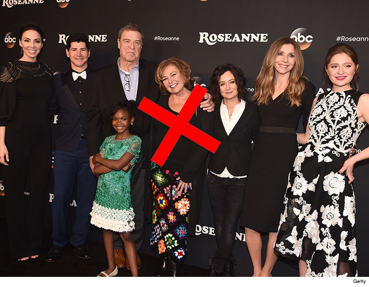 ABC Could Announce  Roseanne  Reboot Any Day Now   TMZ com ABC wants to move forward with a second reboot of  Roseanne  and we re told  an announcement could be imminent