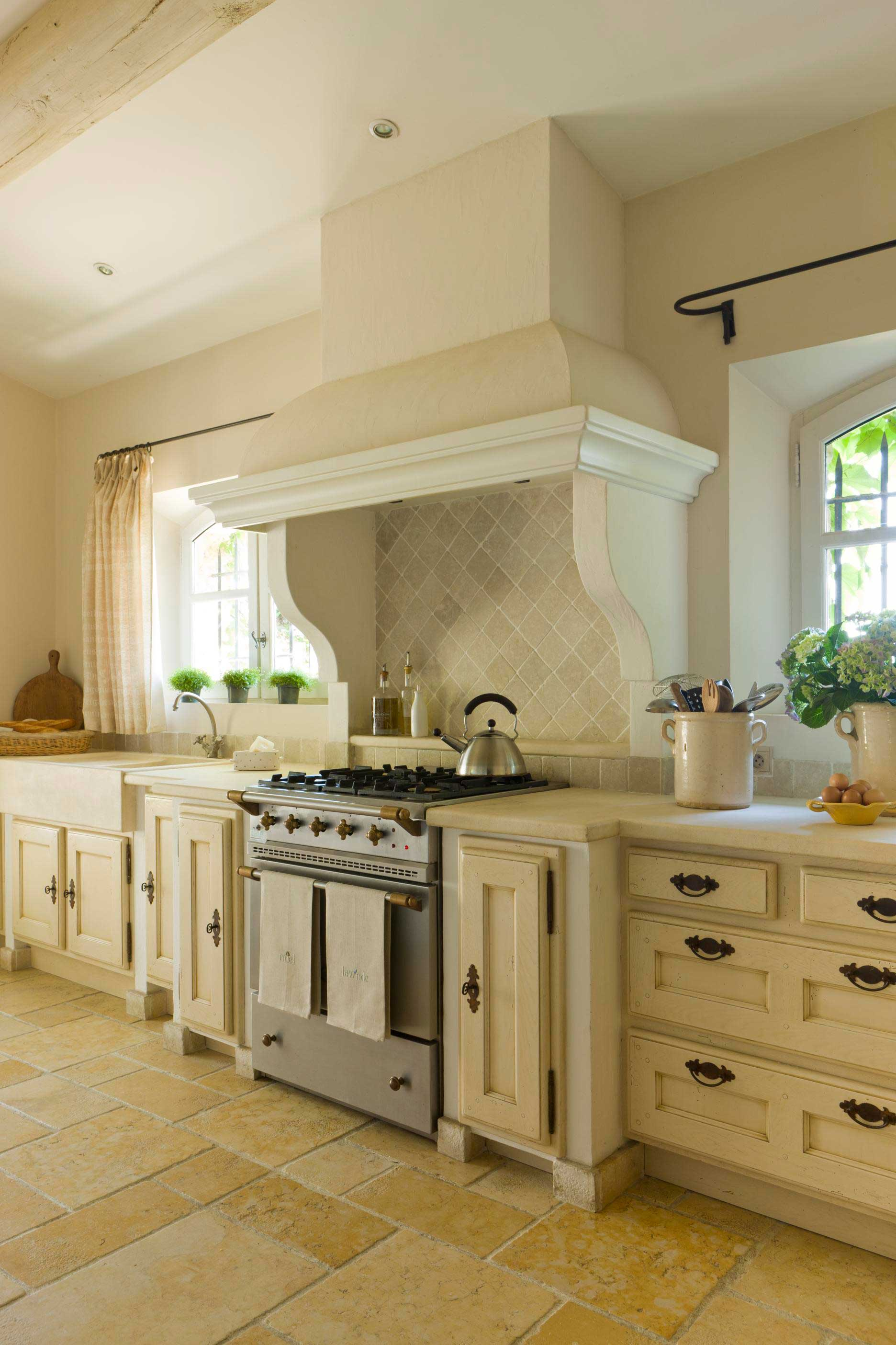 Swish Gordon Renovated Kitchen French Country Home That Embraces History Home Country Home Kitchen Ideas Country Home Kitchen Collection kitchen Country Home Kitchen