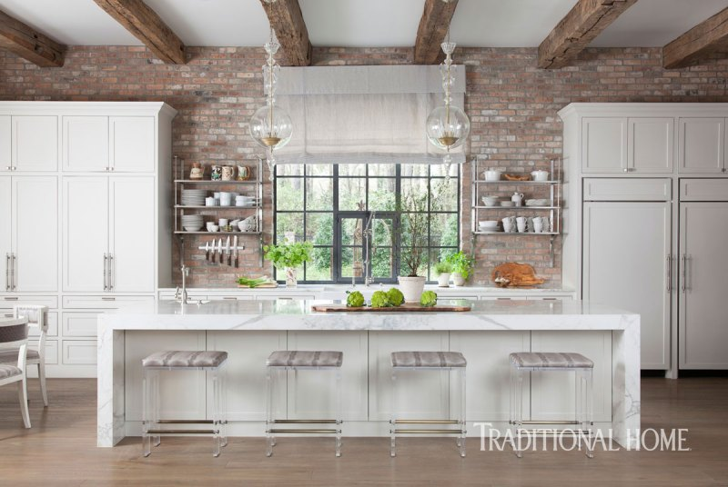 Cute Rustic Glamour Home Rustic Mountain Home Kitchens Rustic Log Home Kitchen Cabinets Enlarge Texas Kitchen