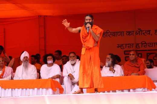 Police complaint against Ramdev for 'hate speech'