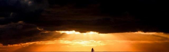 Hawaii Sunset Horizon