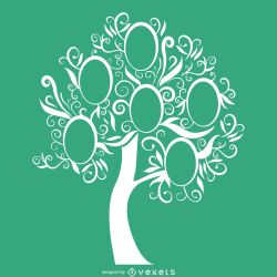 Inspirational User Green Family Tree Template Vector Download Family Tree Frame Family Tree S To Print