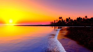 Picsart Full Hd Beach Background Hd - FreePicturesHD.com