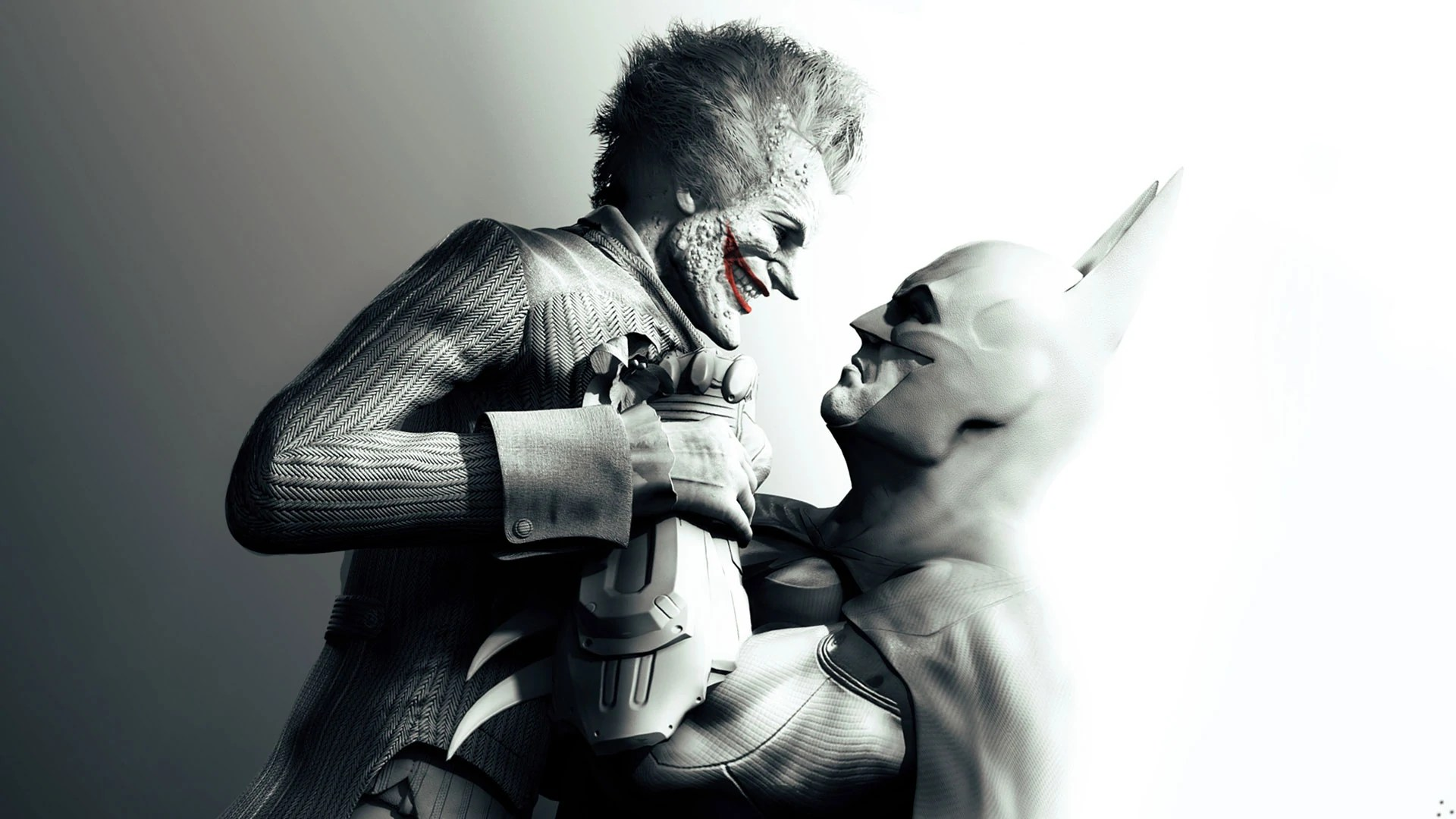 Batman Arkham Robin Wallpaper Image Batman vs jokerAC render jpg Batman Wiki x