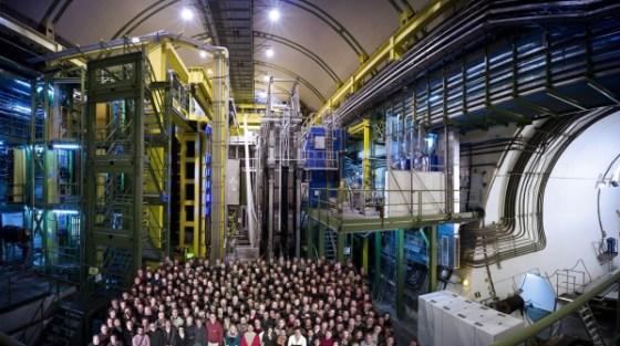 Il Cern, l'Organization Europea per la Ricerca Nucleare a Ginevra, in Svizzera.