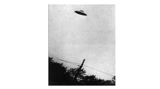Ufo a stelle e strisce