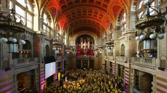 Kelvingrove Art Gallery and Museum a Glasgow