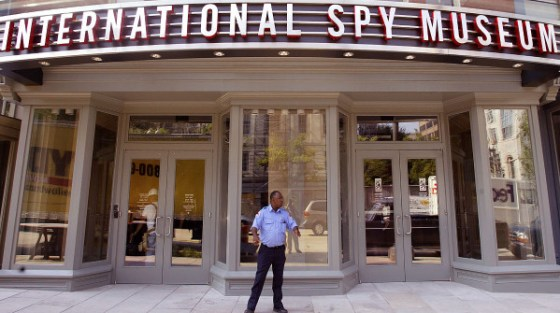 International Spy Museum a Washington